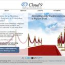 Cloud 9 Meetings Website