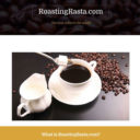 Roasting Rasta Website