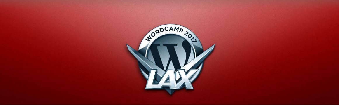 2017 lax wordcamp logo